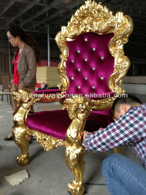King And Queen Throne Chairs For Wedding Buy King And Queen Throne