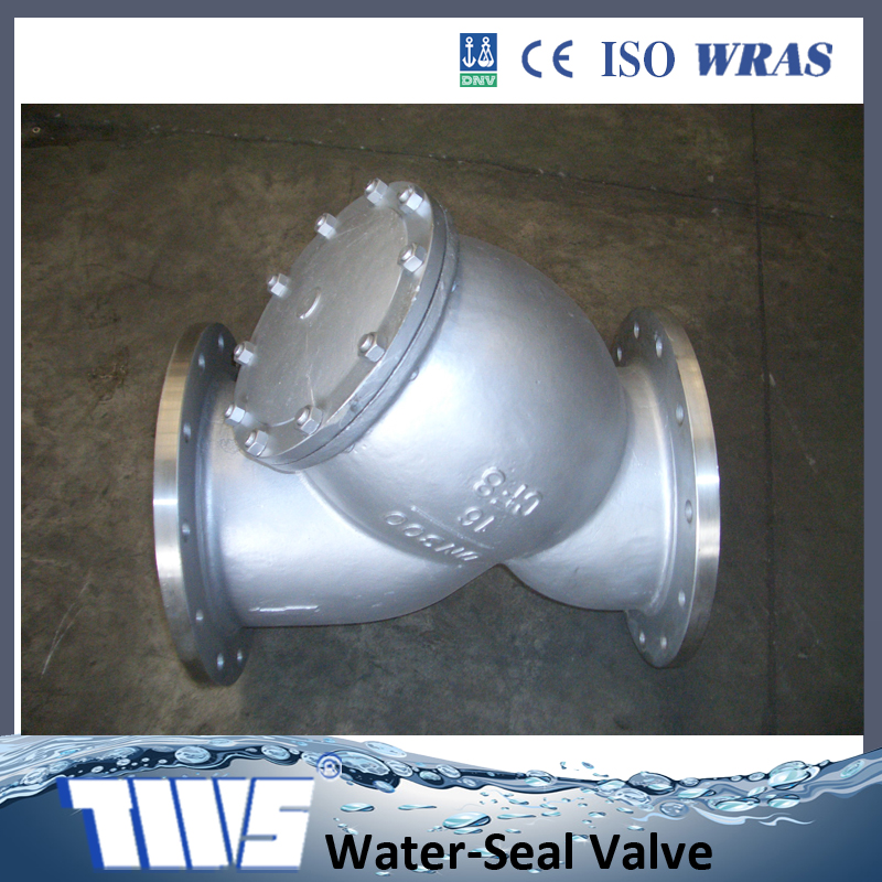 PN 16 strain valve y-type pipeline strainers MADE IN China