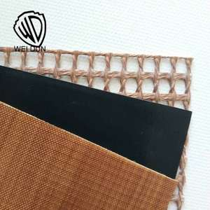 PTFE Coated Fiberglass Mesh Fabric With Building Materials