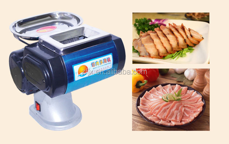 Electric Meat Slicer Machine/beef/pork/mutton/pigs' ears/ marinate meat slicing machine(whatsapp:008613782875705)
