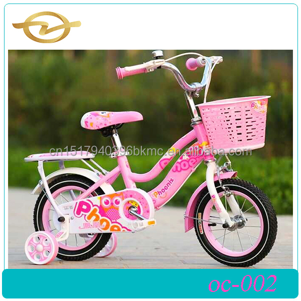 14inch hot sell steel kids bike ,kids bicycle with training wheels and kettle for sale