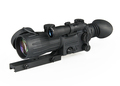 New Arrival MAK 350 Night Vision Magnification 2 5x with Total Darkness IR System good quality