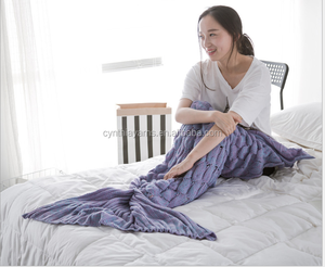 ab0c75d121c8 Baby Swaddle Mermaid Tail Blankets