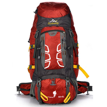 Functional and Stylish Great Large Volume Capacity Sport Backpack with Multiple Compartments Suitable for travel and Hiking