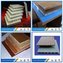 6mm Fireproof Aluminum Honeycomb Panel Materials