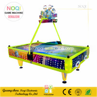 Noqi Lottery Arcade Machine Type Air Hockey Tickets Redemption Kids Coin Operated Game Machine Indoor Amusment Games Machine