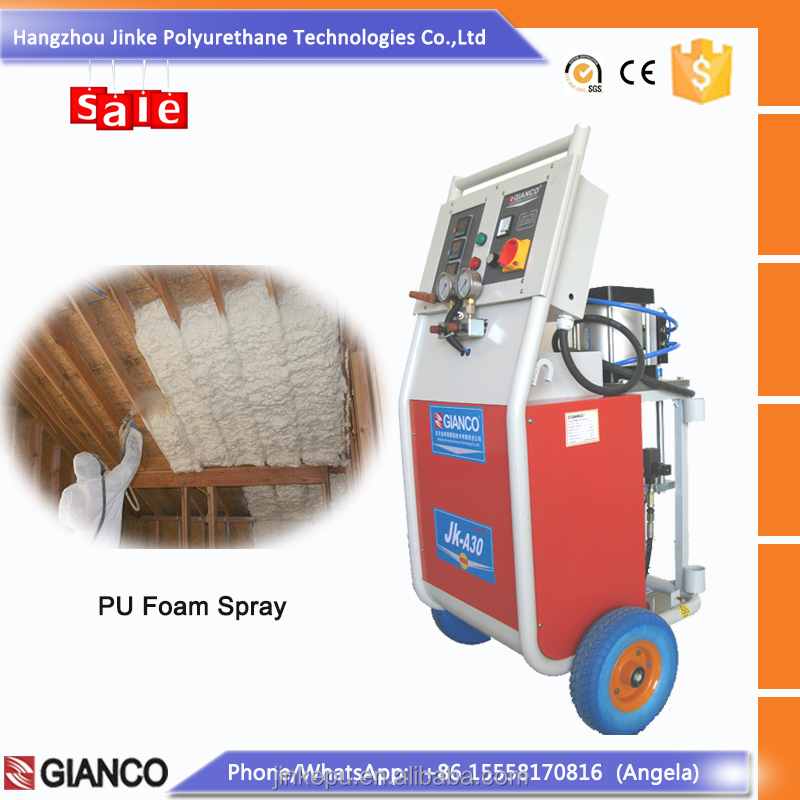 2016 Portable Spray and Injection PU Foam Machine