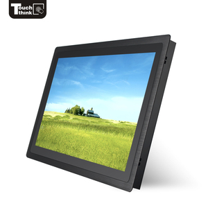 "multi touch screen lcd panel 21.5"" INCH what is the largest touch screen monitor"