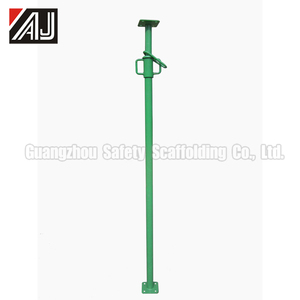 Long Length Range Adjustable Acro Prop For Slab Formwork Supporting