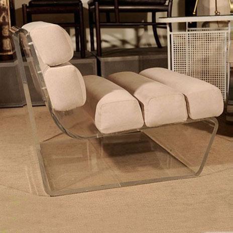 custom elegant sofa set furniture acrylic base