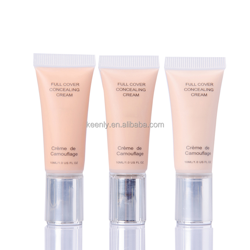Mineral liquid foundation covering & hiding make up concealer for cosmetics