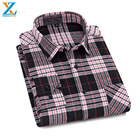 Designer plaid for men stylish men's fashion shirts