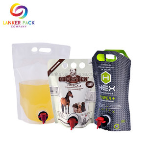 High Quality Fruit Juice Packaging With Spout Tap For Wine Bag In Box