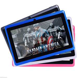 Oem Wholesale Android 7 Inch 7inch Laptop Screen Monitor Led Capacitive Touch Panel Q88 Educational tablet for children