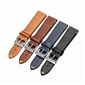 353fb2403e3 leather watch straps. Italian Genuine leather handmade watchbands watch  strap