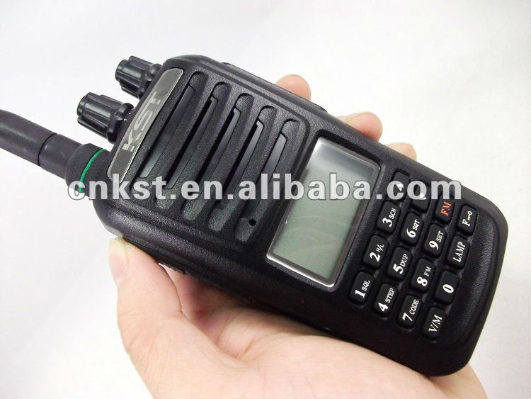 128Channes with Keypad Lock Two Way Radio V9