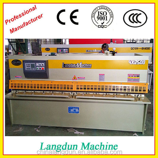 shearing machinery for steel sheet <strong>cutting</strong>,CNC metal guillotine <strong>cutting</strong> machine