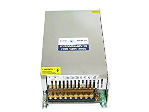Eyeboot 48V 500W DC Universal Regulated Switching Power Supply AC to DC 10.4 amps