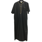 2017 new style men thobe men's abaya kurta designs for men