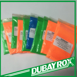 MSDS Fluorescent Pigment for PVC Free Sample