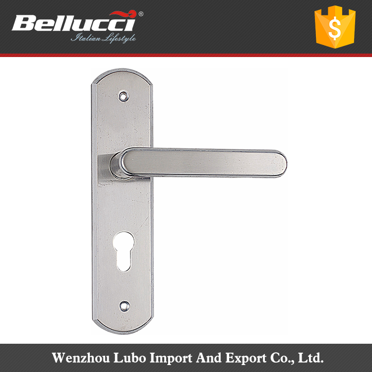 Custom Antique Modern Design Zinc Alloy Wood Door Handle