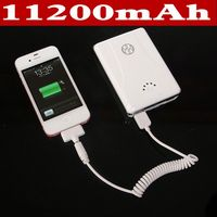 nokia mobile phone price 11200mAh Double USB Mobile Phone Power Supply Power Pack A118, High Capacity