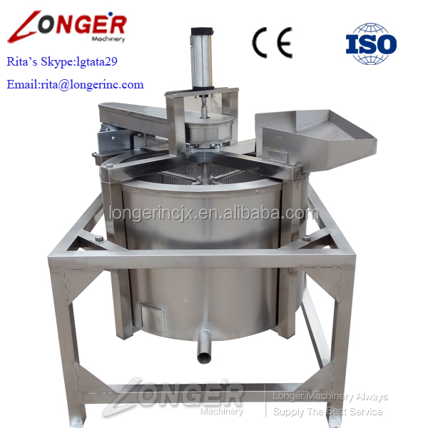2016 New High Efficiency Fried Food/Potato Chips Deoiling Machine