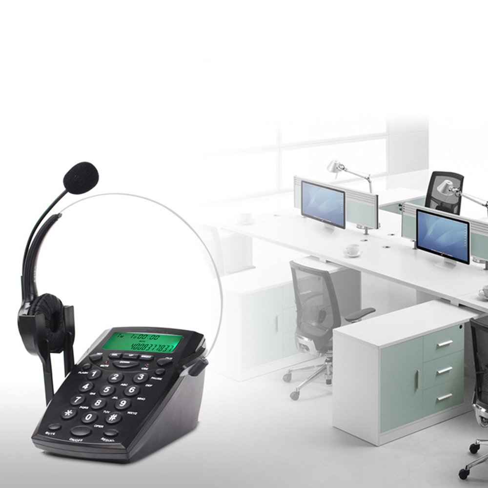 Cheap Telephone Headset For Office Phone, find Telephone Headset For ...