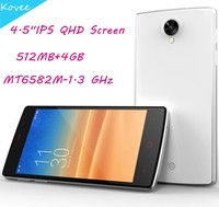 Hot sale New Function Android 4.4 3G Smart Mobile Phone U45