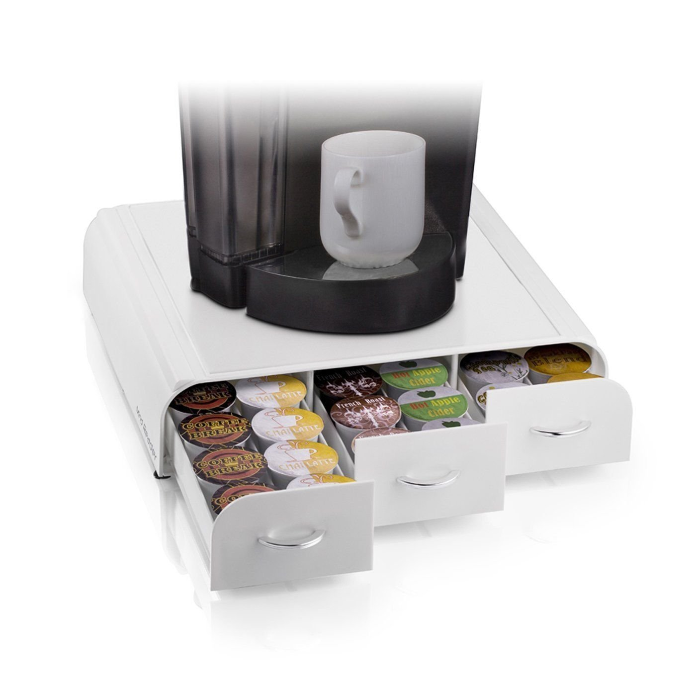Mind Reader Anchor Coffee Pod Storage Drawer For 36 Keurig