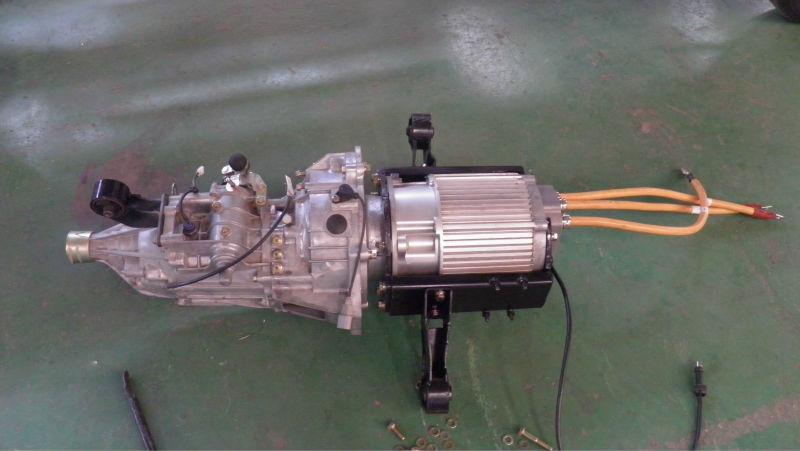 Pmsm Motor For Electric Car