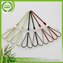 Hot-selling bamboo knotted skewers/picks/sticks