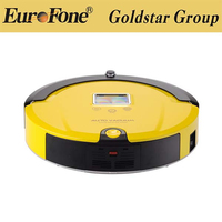 Smart Robotic Cleaner Long Working Time, Best Rechargeable Battery,Welcomed Vacuum Cleaner