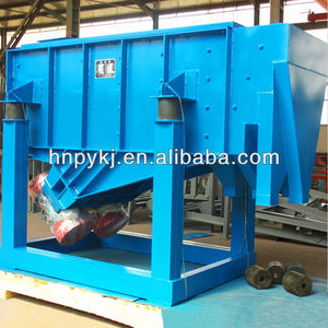 Large Capacity Vibratory Rice Sifter Machine for Scalping