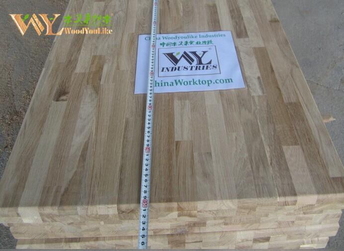 caliente de la venta m m de la cocina encimeras de madera maciza de