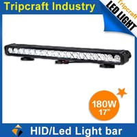 IP67 High quality hot sell effective durable 180W water proof led light bar improves light