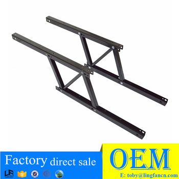 Acero De Hierro Mesa Plegable Muebles Para Plegables Accesorios Buy Espacio mesa Metal Ahorro Soporte Mesas Mecanismo 7gfYyb6