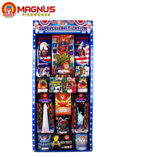 Supercelebritization---Large Family Assortment-quality outdoor consumer 1.4G fireworks and firecrackers for wholesale and retail