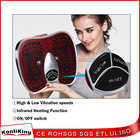 Foot Vibration Foot International Standard CE Rhos Approval Electronic Portable Shiastsu Foot Massager Vibration