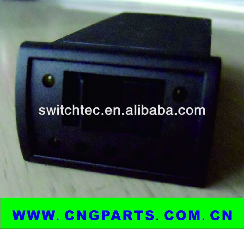 CNG Carburretor Changeover Switch
