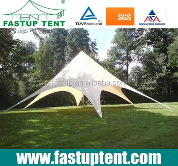 cheap spider tents Dia12m star shade tent/canopy with single peak & Cheap Spider Tents Dia12m Star Shade Tent/canopy With Single Peak ...