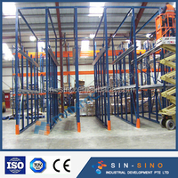 CE Approval China Manufacturer Heavy Duty China Warehouse Pallet Rack