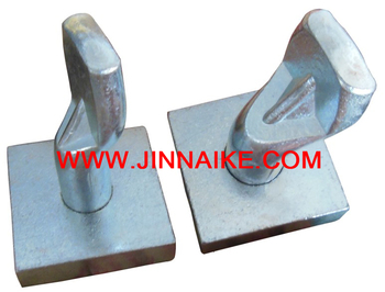 Cerniere Per Cancelli Di Legno : Rotazione della cerniera con un quadrato piatto e un perno per