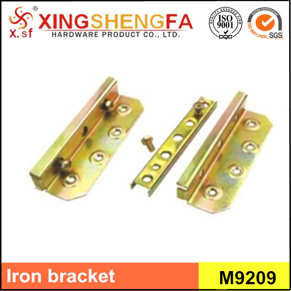 Bed Rail Hinges Furniture Connectors Replacement Parts