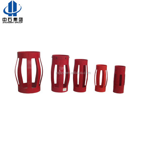 API 10D oil well water well casing centralizer price API centralizer API drill pipe centralizer