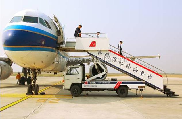 Aircraft Plane Passenger Boarding Ladder Steps Stairs / Passenger Steps/  Passenger Boarding Stairs /Passenger