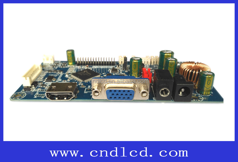Special Offer embedded 4-way LED Backlight inverter LCD Controller Board