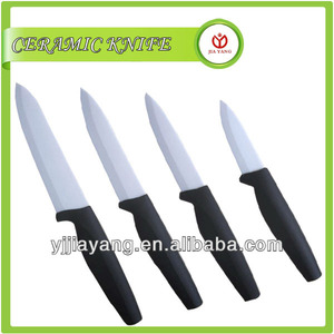 "New Ultra Sharp White Blade 3"" 4"" 5"" 6"" Knives Kitchen Cutlery Ceramic Knife Set / Ceramic Salmon Knives Set"