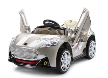 New Cool Model Ride On Car With Opening Doors,Electric Kids Riding Car For  Kids