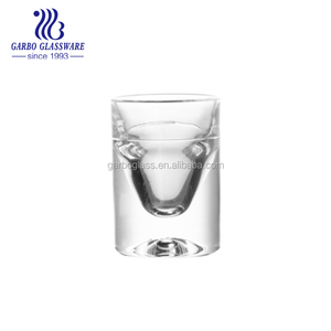 Clear Shot Glass , Promotional wholesale old fashion shot glass /Souvenir Shot Glass cup/glassware